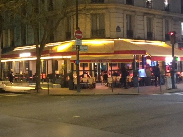 Le Cafe Dumas